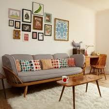 coussins de canapé idée déco salon avec des coussins de canapé