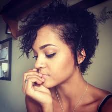 cutting biracial curly hair styles short cut for natural hair biracial curly cut mixed natural