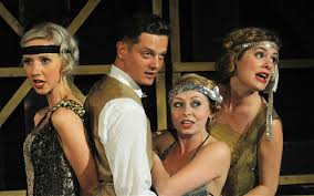 the great gatsby the great gatsby musical king s head theatre london telegraph