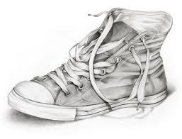 shoe drawing lessons tes teach