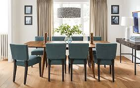 Ventura Extension Table In Walnut Modern Dining Room Furniture - Room and board dining tables