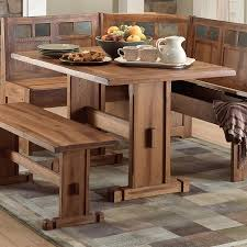 shop sunny designs sedona wood counter table at lowes com