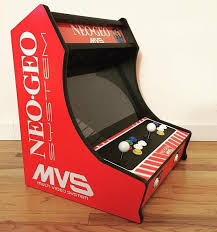 Neo Geo Arcade Cabinet Neo Geo Bartop Kit U2013 Escape Pod Online