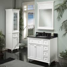 Bathroom Vanities And Sinks For Small Spaces by Bathroom Black Small Bathroom Vanity Cabinet Featuring White Sink