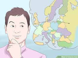 How to travel by train 8 steps with pictures wikihow