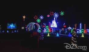 when does the great christmas light fight start you won t believe these magical disney themed lighting displays d23