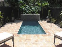small pools and spas small yard pools pool types signature pools spas inc