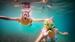 jeep snorkel underwater snorkel gear rental on catalina catalina tours