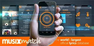 musicxmatch apk musixmatch lyrics v6 1 1 all versions apk windroid7