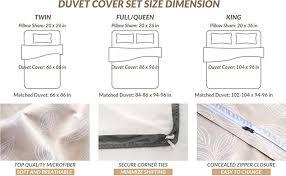 King Duvet Cover Zipper Closure Amazon Com Duvet Cover Set With Zipper Closure Leaves Camel