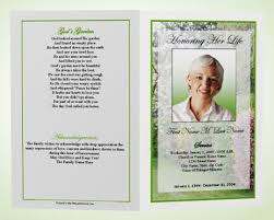 funeral program printing services what is a funeral program memorial programs funeral templates