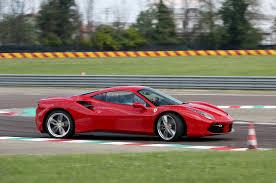 ferrari 458 vs 488 2016 ferrari 488 gtb review first drive motor trend
