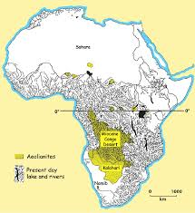 Kalahari Desert Map Neogene Desertification Of Africa Pdf Download Available
