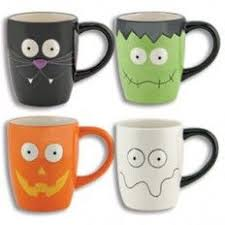 halloween coffee mugs pinterest pottery pottery painting
