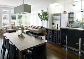 kitchen room sea container home decorating with white walls