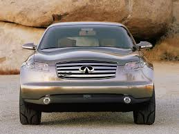 lexus suv older infinity fx45 concept s50 2002 u2013 old concept cars