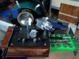 shop made drill sharpening jigs