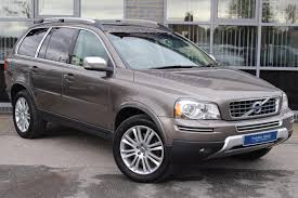 volvo vans used volvo xc90 executive for sale motors co uk
