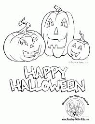 hollween pictures coloring