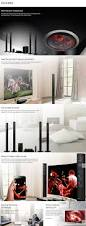 samsung tv with home theater system samsung series 7 home theatre system 7 1 channel 3d blu ray ht