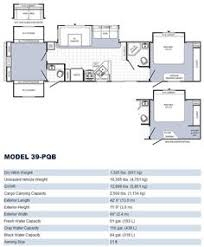 Rialta Motorhome Floor Plans New Floorplan With New Bathroom Rialta Mods Pinterest Camper