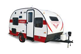sunray mini travel trailers by sunset park rv manufacturing