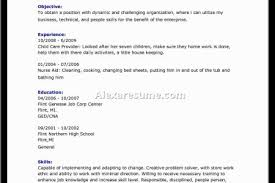 Cleaning Sample Resume by Self Employed Cleaning Service Resume
