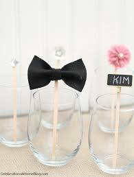 bows for wine bottles diy mini bow ties to dress up the party celebrations at home
