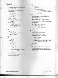 answer key to test prep physics chp 9 13