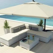 White Patio Furniture Sets Foter - White outdoor sofa