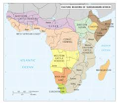 Physical Africa Map by Maps Of Africa