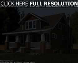 craftsman style bungalow homes home design ideas