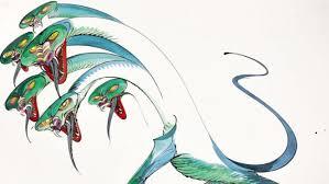 disney u0027s hercules drawings gerald scarfe auctioned bt
