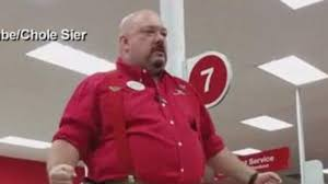 target manager on black friday black friday battle cry video abc news