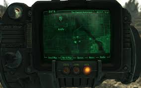 Fallout New Vegas Interactive Map by Pip Boy Concepts Giant Bomb