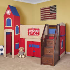 Bunk Bed With Stairs And Drawers Home Design Bunk Bed Stairs Ebay Inside With And Drawers 89 Cool