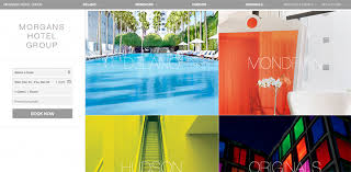 website designs 20 hotel website designs sitepoint
