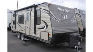 new 2017 keystone hideout 21lhswe travel trailer for sale in bend