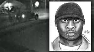 sketch released of suspect wanted in murder and other shootings
