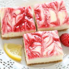 Tyler Florence Cheesecake Recipe by Lemon Raspberry Cheesecake Squares