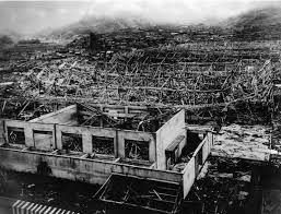 hiroshima before the nuclear bombing shown in beautiful new video