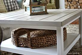 gold side table ikea coffee table ikea coffee table hack rustic hacks vittsjoikea