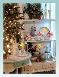 decorating with thrift store finds christmas edition fox