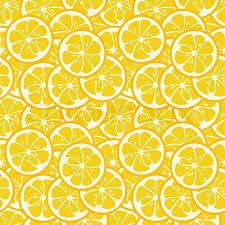 seamless lemon pattern cute seamless pattern with yellow lemon slices tasty summer