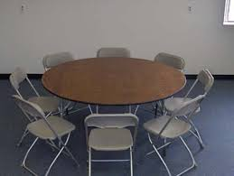 Party Tables And Chairs For Rent Round Party Tables For Rent