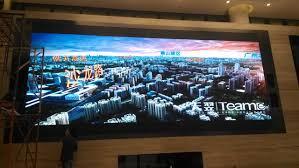 bako indoor led display indoor led screen case