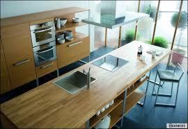 choisir plan de travail cuisine plan de travail de la cuisine quel matériau choisir travaux com