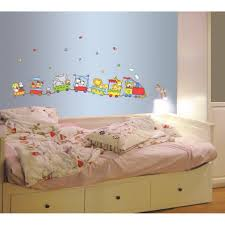 Childrens Bedroom Wall Stickers Removable Wall Stickers For Baby Boy Nursery Childrens Art Canvas