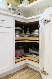 wellborn cabinet blog wellborn cabinet inc lazy susan built into the corner cabinet