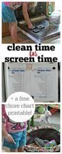 best 25 cleaning chart printable ideas on pinterest house